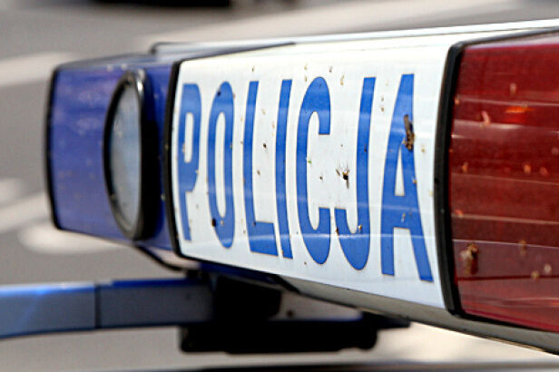 Policja zatrzymali napastnika archiwum TVN24