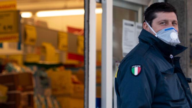 We Włoszech, Hiszpanii, Niemczech i Francji więcej zakażeń koronawirusem niż w Chinach