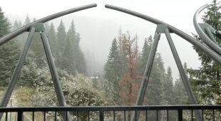 W Tatrach pojawił się śnieg