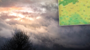 Pogoda na 5 dni: temperatura zacznie rosnąć, ale opady zostaną. Miejscami zagrzmi