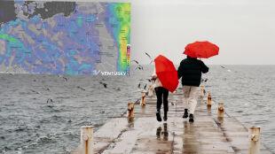 Pogoda na 5 dni: z parasolami szybko się nie rozstaniemy
