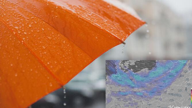 Pogoda na 5 dni: w prognozach śnieg i deszcz, ale też ocieplenie
