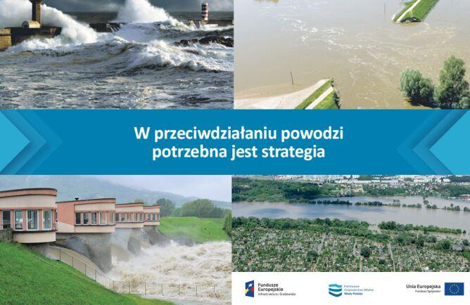 W przeciwdziałaniu powodzi potrzebna jest strategia