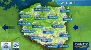 Od południa wraca zima (TVN24)
